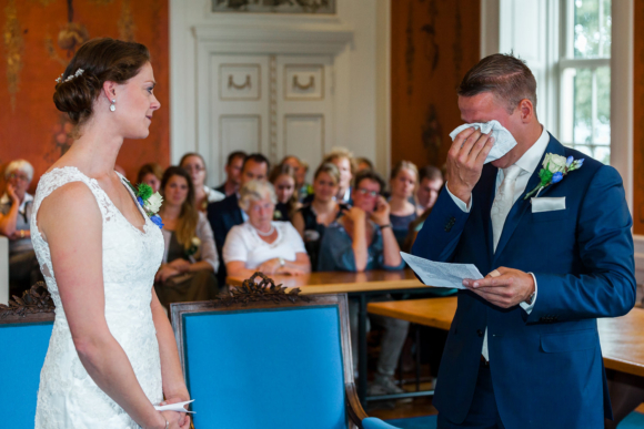 Bruiloft Mireille & Remco in Bemmel