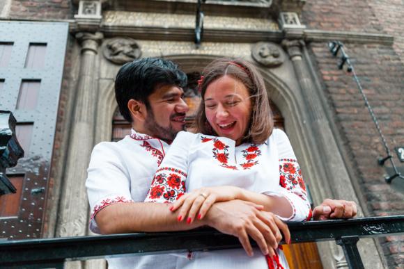 Bruiloft Olga & Hugo in Nijmegen