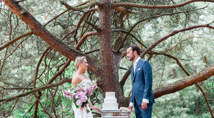 Bruiloft Jennifer Leon Leersum