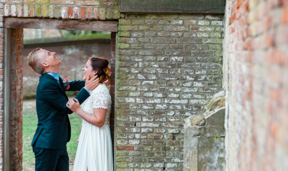 Bruiloft Daphne & Tom in Arnhem