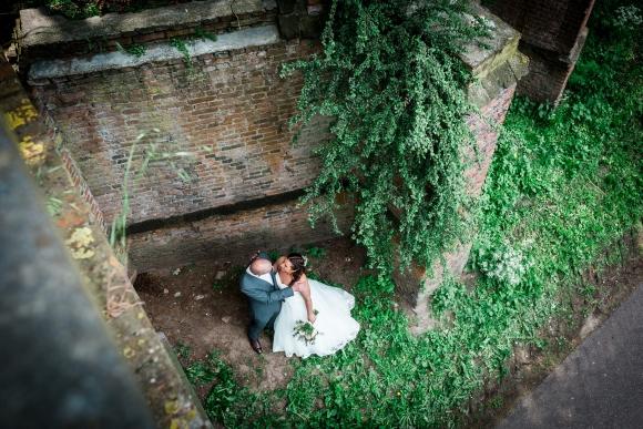 Bruiloft Jeanine & Gijs in Nijmegen