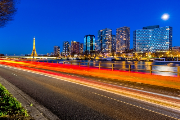 Reisfotografie in Parijs