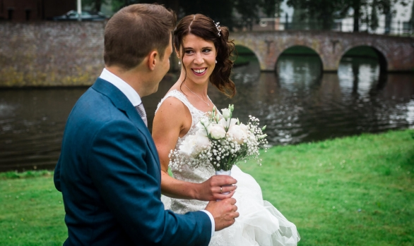 Bruiloft Josanne & Max in Bemmel