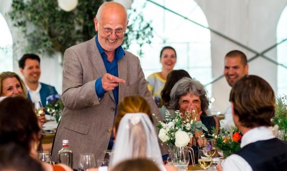 Bruiloft van Floorje & Erik in Nijmegen
