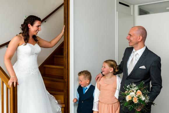Bruiloft van Jeanine & Gijs in Nijmegen
