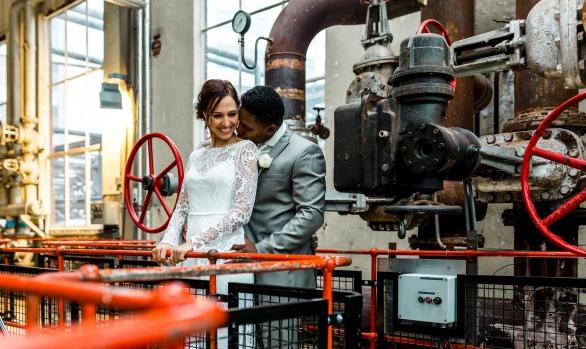 Bruiloft van Mirjam & Victor in Eindhoven