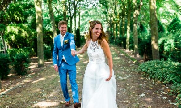 Bruiloft van Raisa & Stefan in Heumen