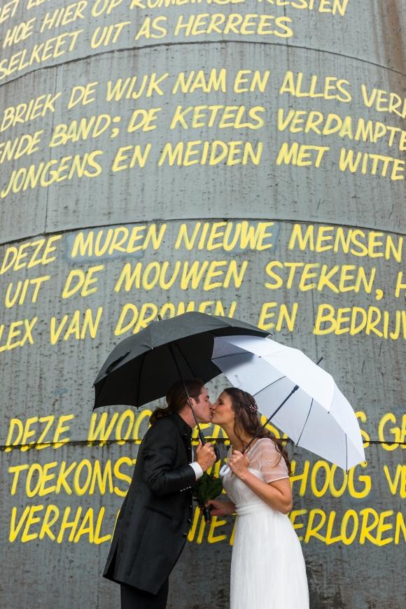 Bruiloft van Sabine & Willem in Nijmegen