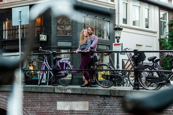 Loveshoot met Marilou & Pascal in Utrecht