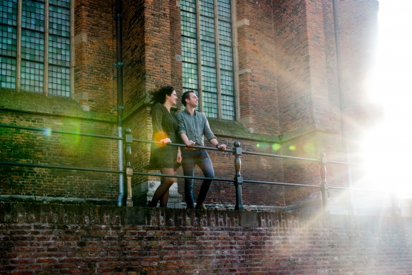 Loveshoot met Noraly & Noud in Nijmegen