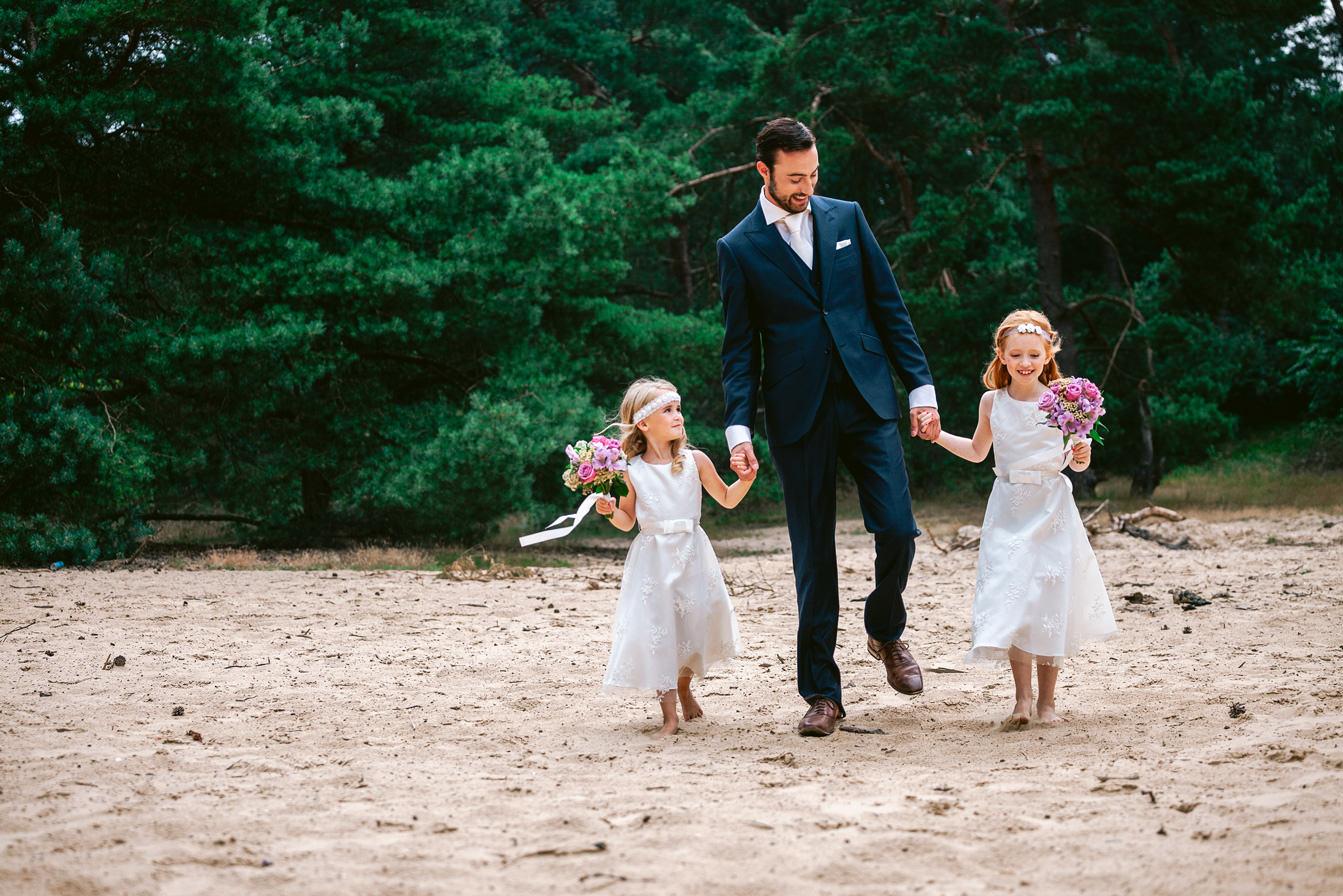 bruidsfotograaf soesterduinen bruidsmeisjes 05