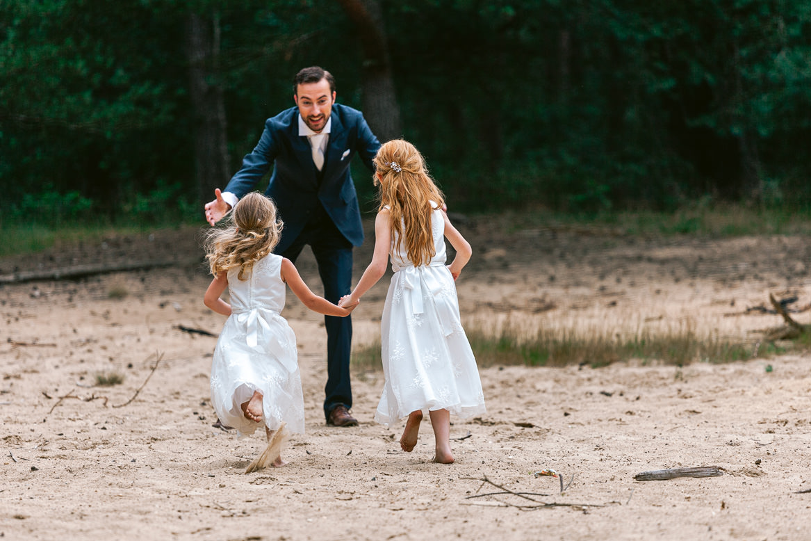 bruidsfotograaf soesterduinen bruidsmeisjes 04
