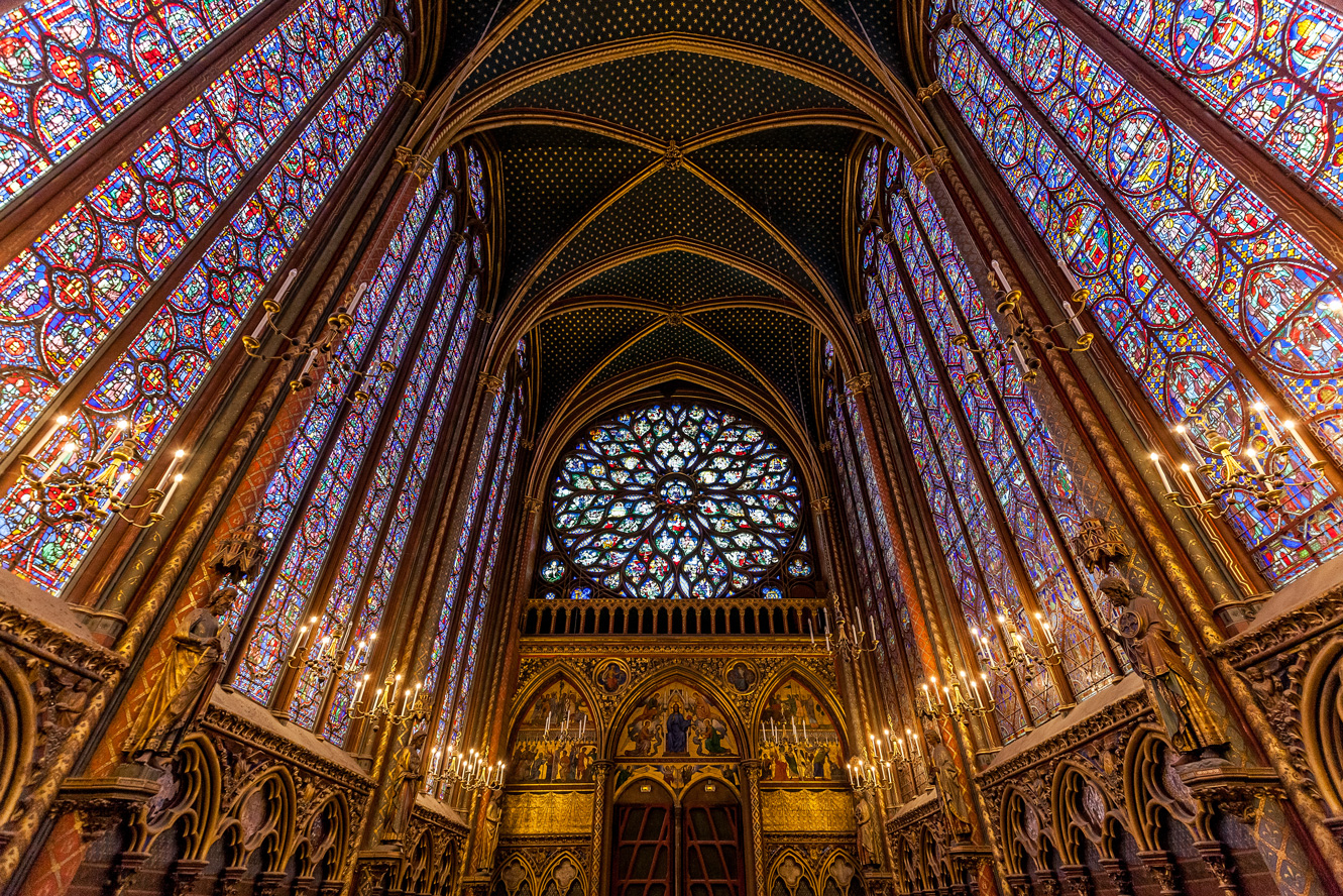 sainte chapelle parijs