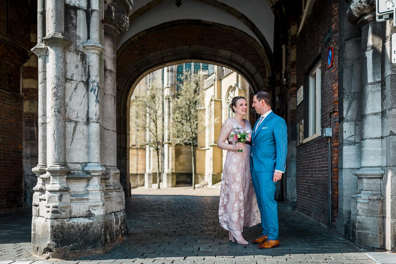 bruidsfotograaf nijmegen stevenskerk