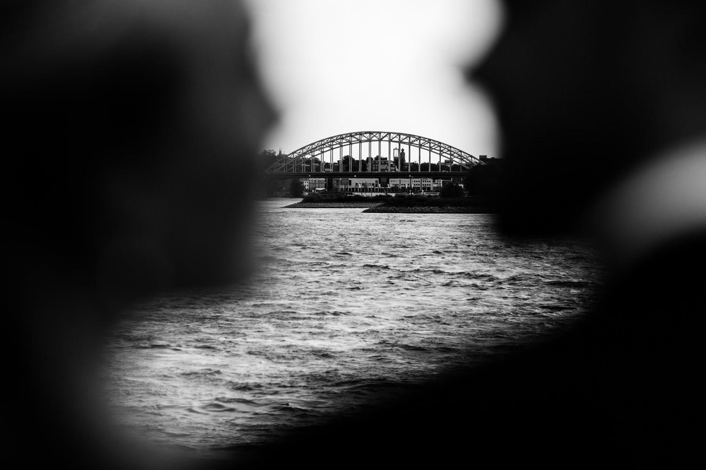 trouwfotograaf nijmegen waalbrug